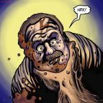 berbackus cryptid bad boss gulp strangle throat oneshi press justice anthology comic book comics comicbook