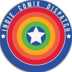 Indie Comix Dispatch logo