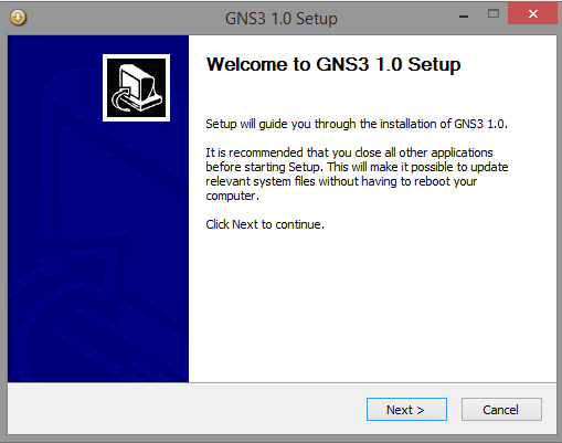 How to Install GNS3