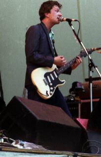 1979-09-01 Glenn taken by Allan Mckay at the Ingliston Festival in Edinburgh on September 1st 1979.