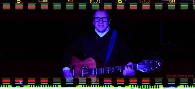 Squeeze - 17 November 2012 - live at The Corn Exchange, Cambridge - Chris Difford