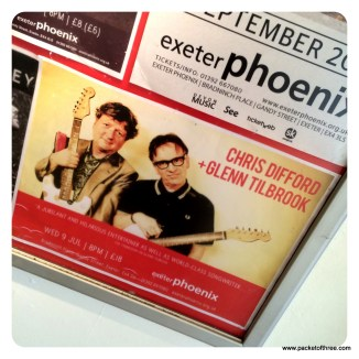 Difford & Tilbrook – 9 July 2014 – live at The Phoenix, Exeter