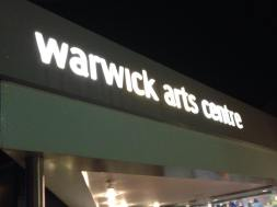 2014-11-19 Warwick Art Centre