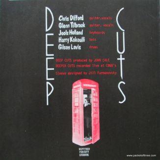 Deep Cuts - Deptford Fun City DFC 06 - back