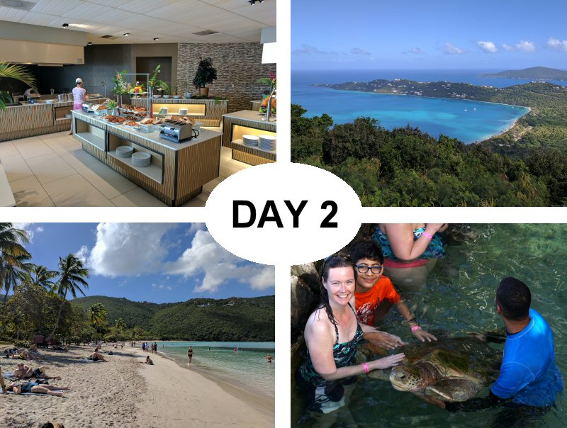 7 Day Itinerary For The US Virgin Islands Of St Thomas