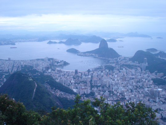 Rio de Janeiro, Brazil. By Packing my Suitcase