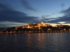 The Buda Castle