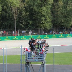 Formula 1 Grand Prix Monza 2014, by Packing my Suitcase