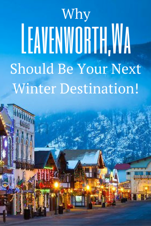 Leavenworth Pin | Packs Light