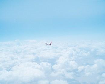 Sky Travel Flying Photo | Travel Romance | Packs Light