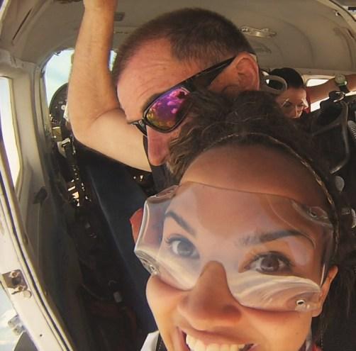Skydiving in AU