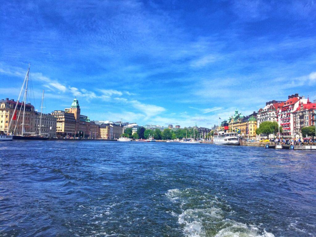 Stockholm Boat Tour 2
