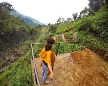 No New Friends, Sri Lanka Rombota Falls | Packs Light
