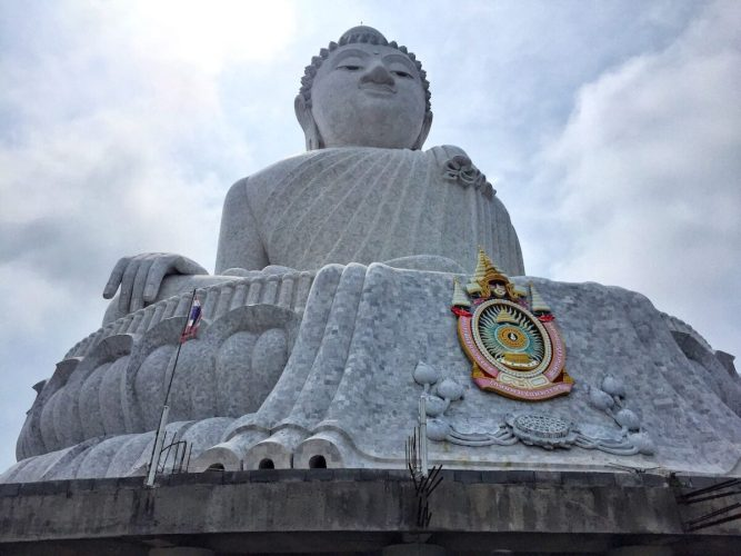 Big Buddha Statue | Thailand, Spring Break
