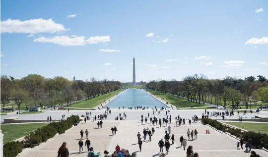 Washington DC Bucket List | Millennial Travel | Packs Light