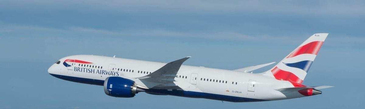 Our Transatlantic Flights on a British Airways' Dreamliner 787
