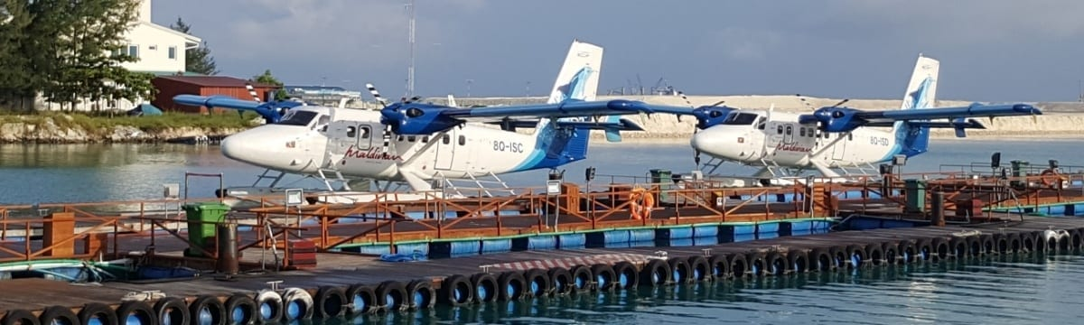 Seaplane or Domestic: Our Transfer Experience in the Maldives
