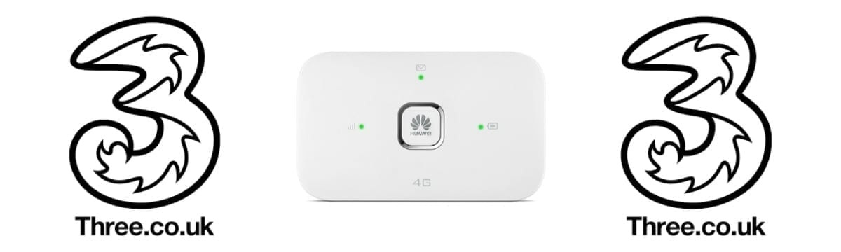 Review: Huawei E5573bs-322 4G Mobile Wi-Fi from Three