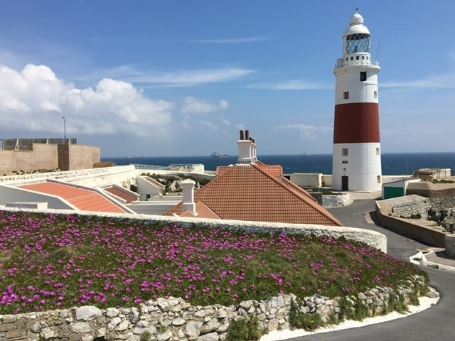 A Visit to Europa Point, the Southern-most Point in Gibraltar