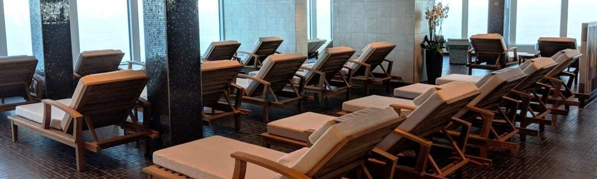 Norwegian Bliss: Spa and Fitness Facilities
