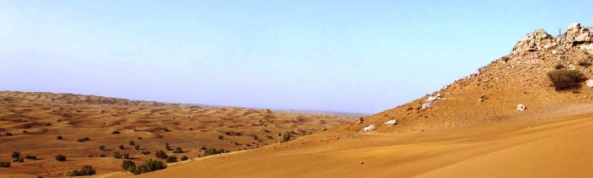 Dubai Desert Safari with Happy Adventures Tourism