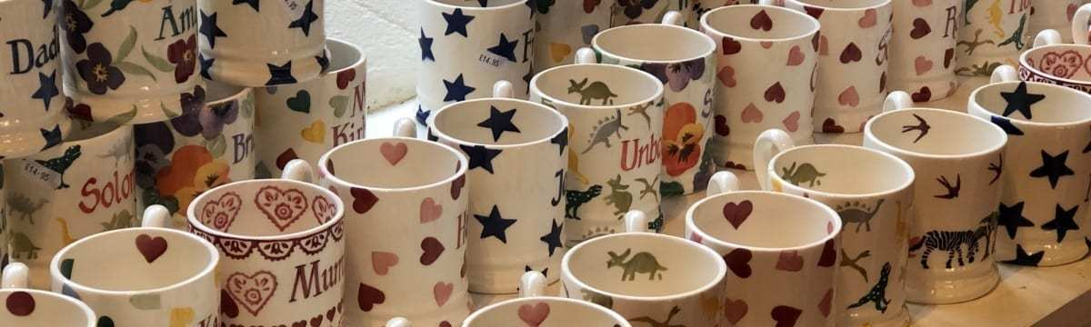 Emma Bridgewater Factory: Experience Day