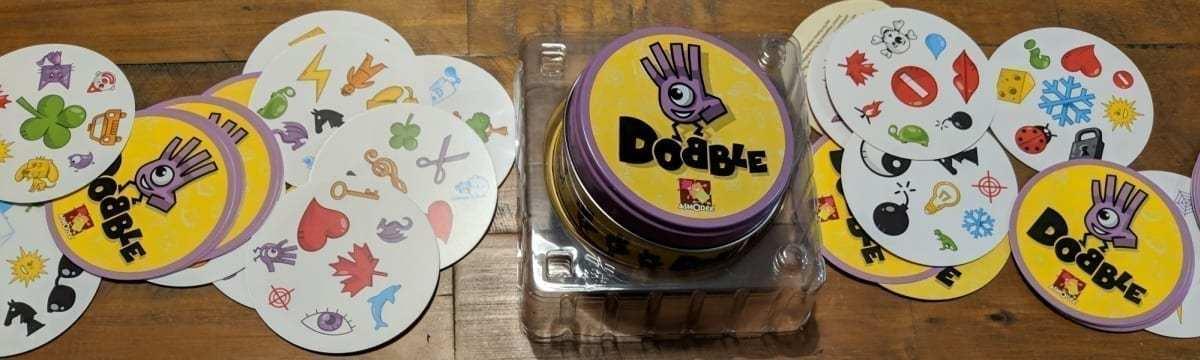 Blogger Board Game Club: Dobble – Visual Perception Card Game