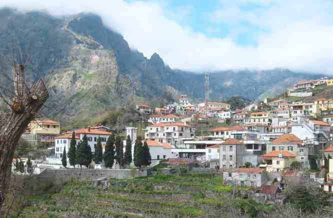 A day trip to the Valley of the Nuns (Curral das Freiras), Madeira   PACK THE SUITCASES