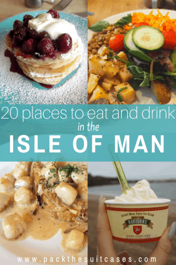 The best Isle of Man restaurants and places to eat and drink | PACK THE SUITCASES