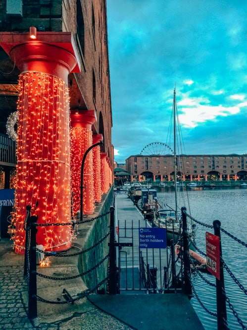 17 things to do in Liverpool at Christmas   PACK THE SUITCASES