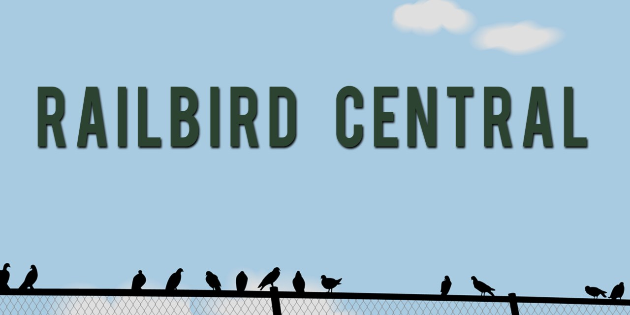 June 14: Railbird Central w/ Dusty Evely