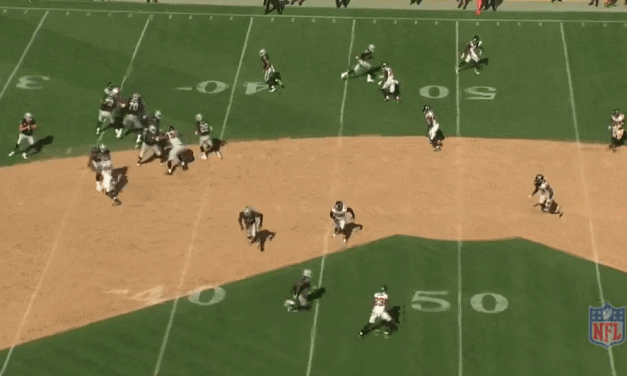 Derek Carr and The Importance of the Timing Route