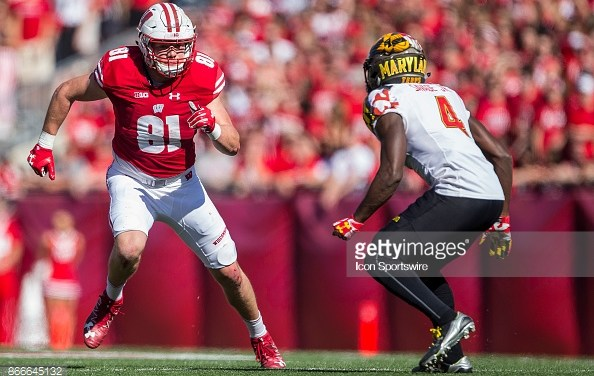 Scouting Report: Troy Fumagalli – Tight End, Wisconsin