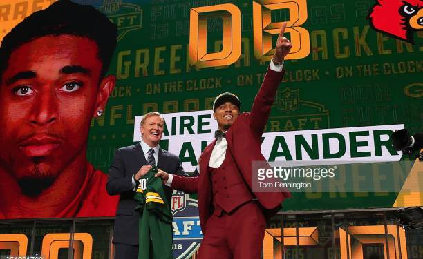 Packers 2018 Draft Grades