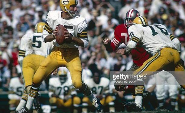 Xs and Os: Bart Starr