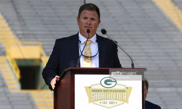 Do Not Expect Brian Gutekunst to Invest a lot in ILB or WR This Offseason