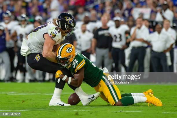 Tackling Must Improve For Packers Defense