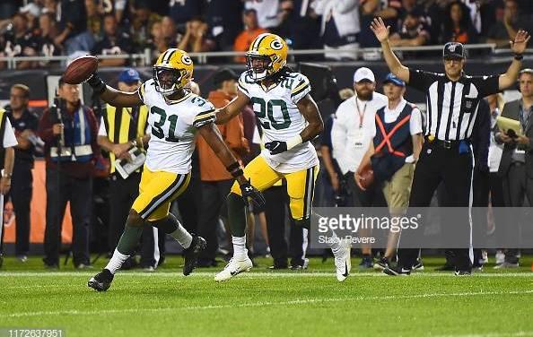 Game Recap: Packers 10-Bears 3