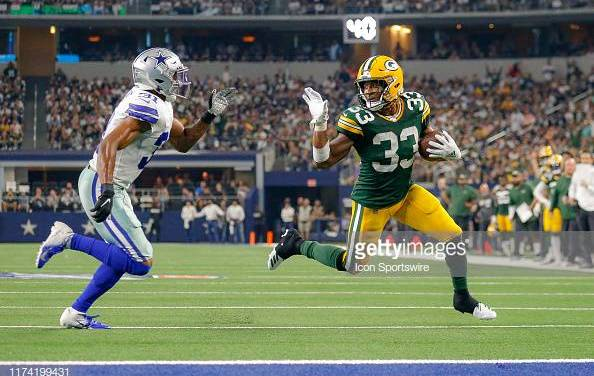 Packers-in-Law Episode 68: Runnin' Away with It