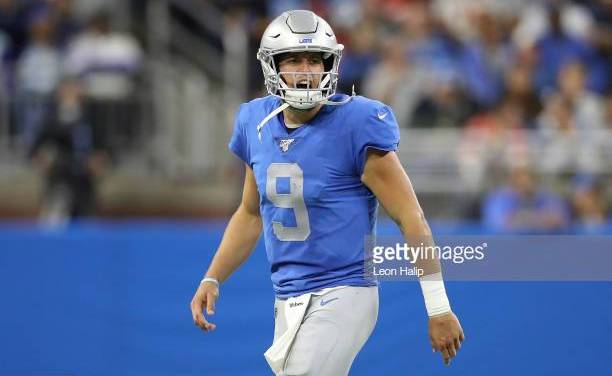 Lions Scouting Report