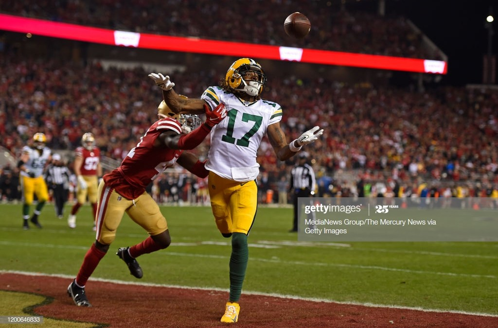 2020 Green Bay Packers: Fantasy Stock Up, Stock Down