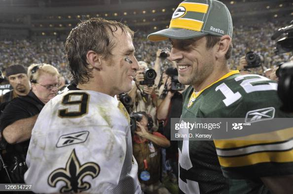 What Drew Brees Doesn't Get (but Aaron Rodgers Does)