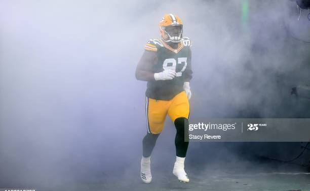 Kenny Clark is locked up! Who's will the Packer extend next?