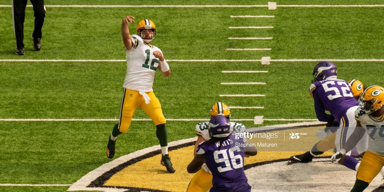 Highs and Lows Week 8 – Minnesota Vikings
