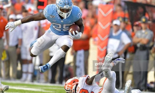 Scouting Report: Javonte Williams RB – North Carolina