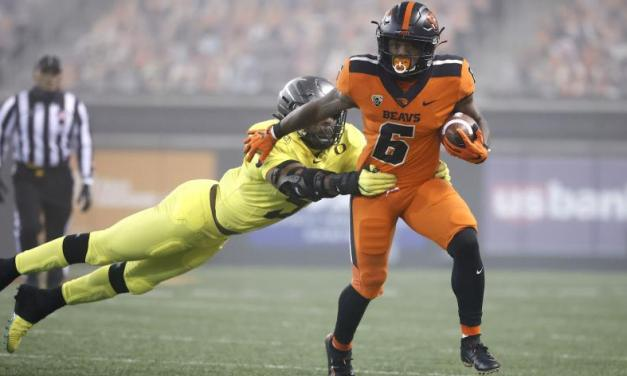 Scouting Report: Jemar Jefferson RB – Oregon State