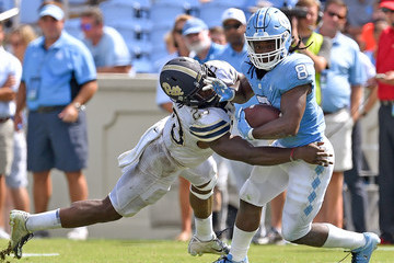 Scouting report: Michael Carter RB – UNC