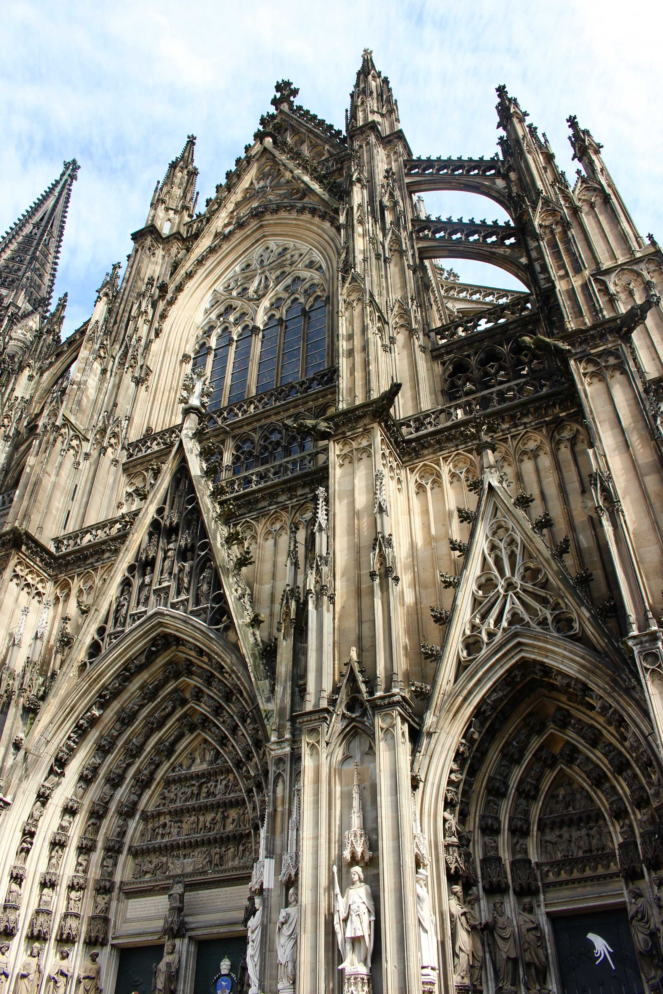 The Majestic Cologne Cathedral