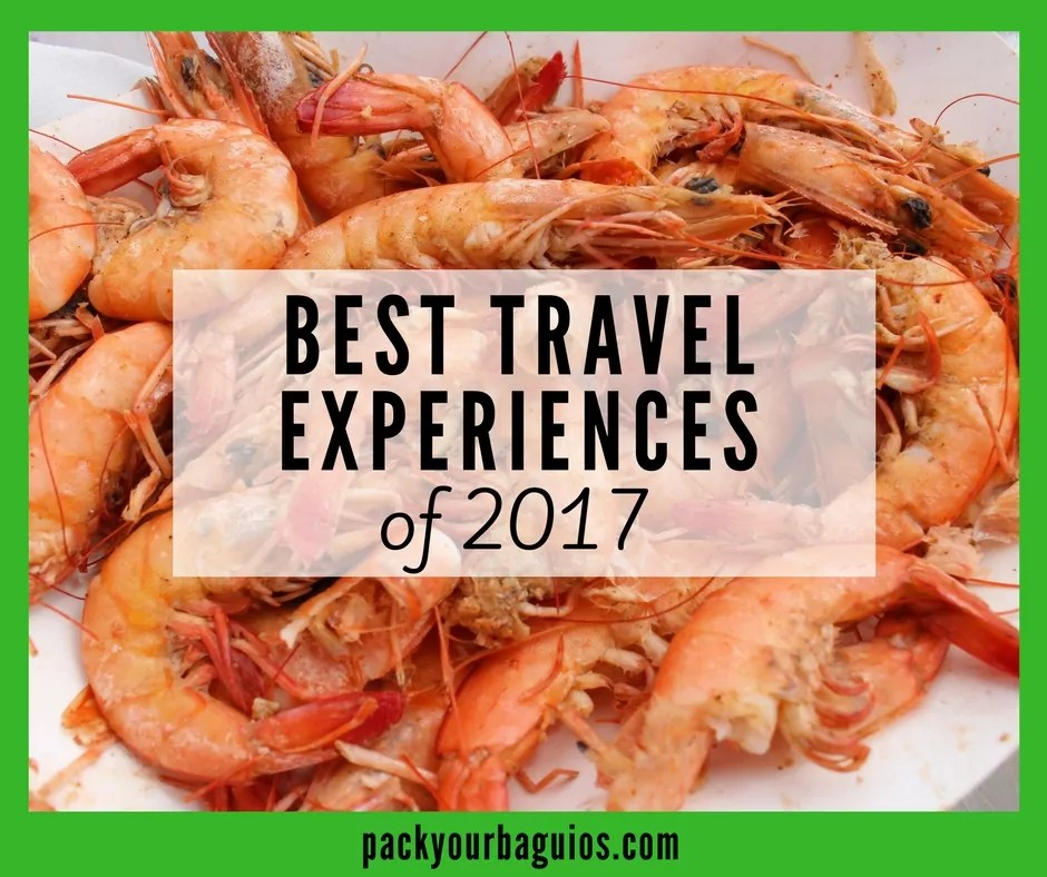 Best Travel Experiences of 2017