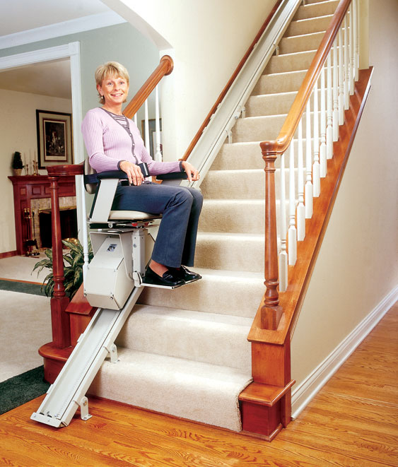 Pacific Access Elevator  Stair Lifts in the Home